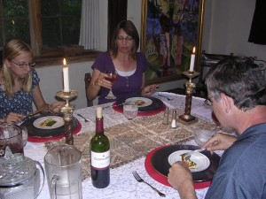 Peterson Family Private Dinner 004