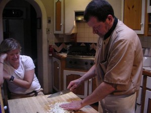 cooking green chili  private lesson