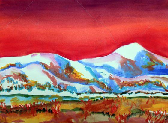 Bren Price Taos Art Workshop