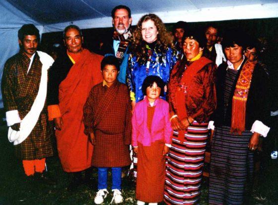 Taos Art Workshop Buthan